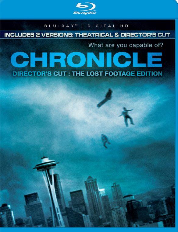 Chronicle [Blu-ray] [2012] 5291504