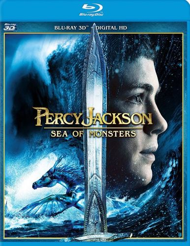 Percy Jackson: Sea of Monsters [3D] [Blu-ray] [Blu-ray/Blu-ray 3D] [2013] 5294401