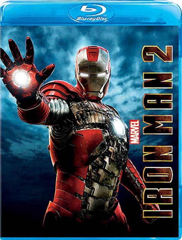 Iron Man 2 [Blu-ray] [2010] 5294800
