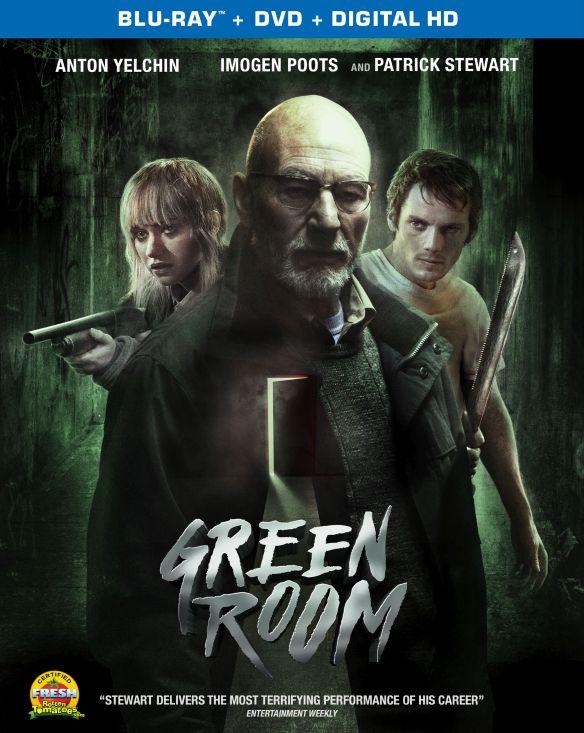 Green Room [Blu-ray] [2015] 5295505