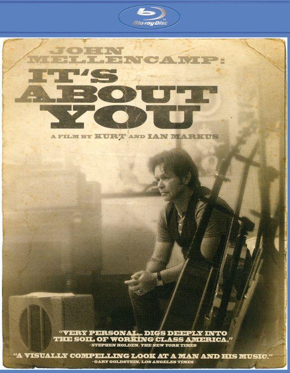 John Mellencamp: It's About You [Blu-ray] [2011] 5297291