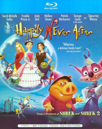 Happily N'Ever After [Blu-ray] [2006] 5297998