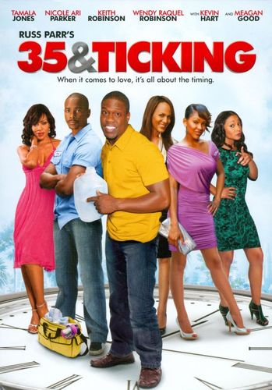 35 & Ticking [DVD] [2010] 5300017