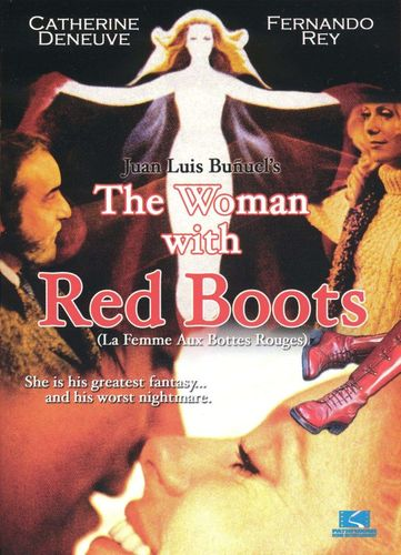 The Woman With Red Boots [DVD] [1974] 5300097