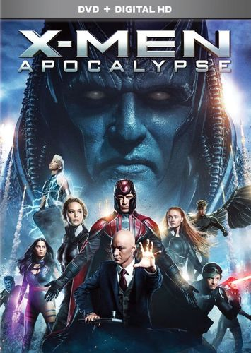 X-Men: Apocalypse [DVD] [2016] 5303200
