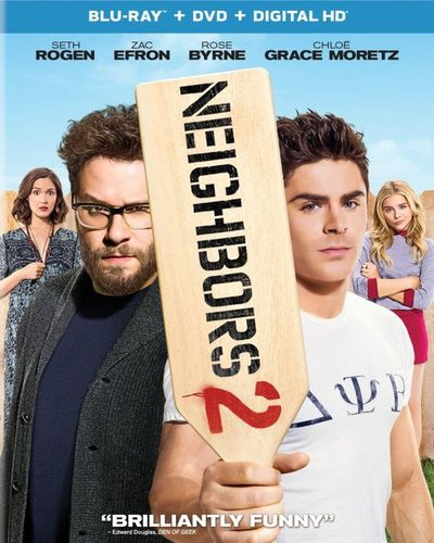Neighbors 2: Sorority Rising [Includes Digital Copy] [Blu-ray/DVD] [2016] 5311800