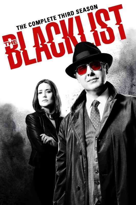 The Blacklist: The Complete Third Season [DVD] 5316001