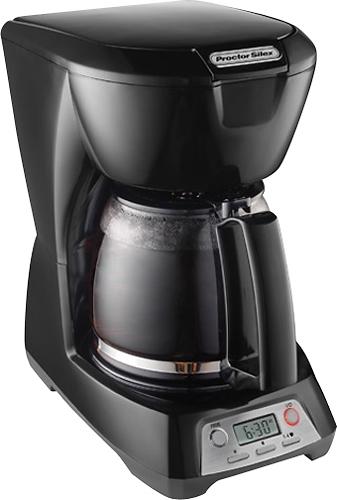 Proctor Silex - 12-Cup Coffeemaker - Black 5316921