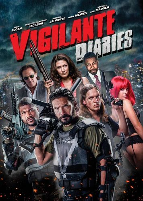 Vigilante Diaries [DVD] [2016] 5320500