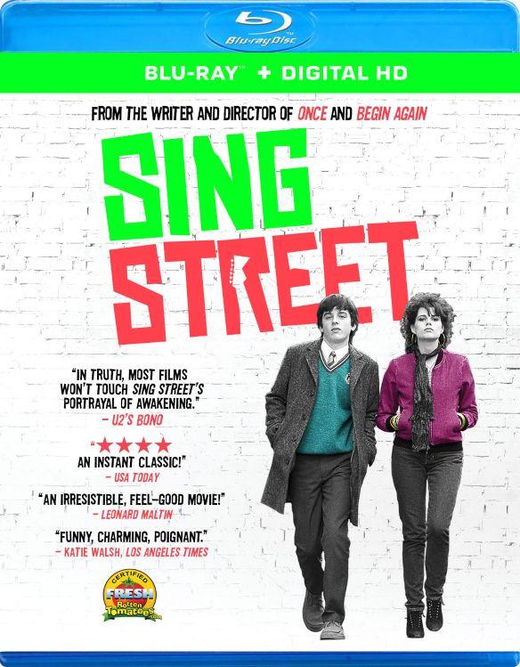 Sing Street [Includes Digital Copy] [UltraViolet] [Blu-ray] [2016] 5320501