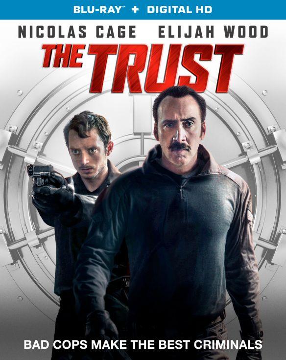 The Trust [Blu-ray] [2016] 5320503