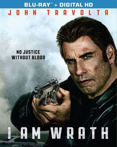 I Am Wrath [Blu-ray] [2016] 5320600