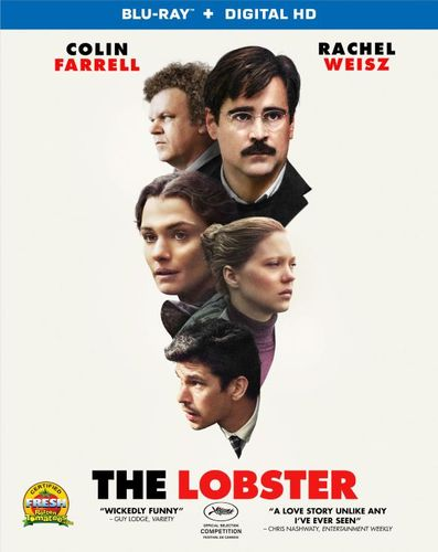 The Lobster [Blu-ray] [2015] 5320601