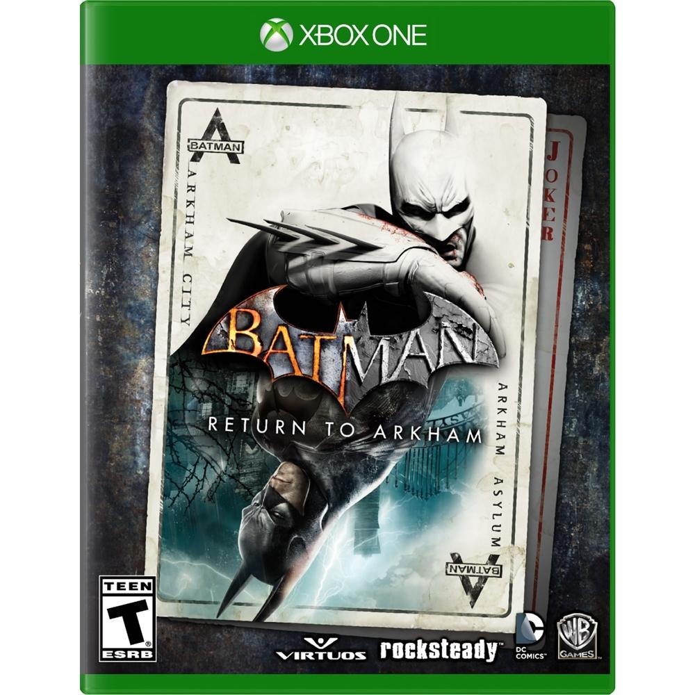 WB Games 1000600626 Batman: Return to Arkham Xbox One