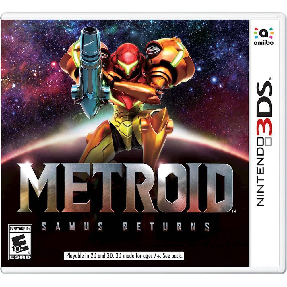 Metroid: Samus Returns – Nintendo 3DS