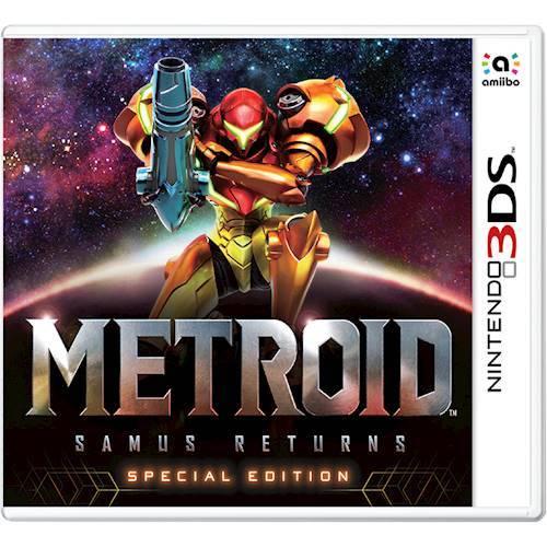 Metroid Samus Returns Special Edition – Nintendo 3DS