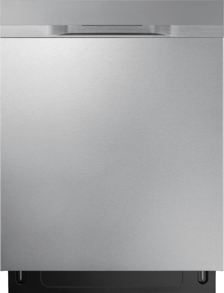 """Samsung DW80K5050US StormWash 24"""" Top Control Built-In Dishwasher Stainless Steel"""