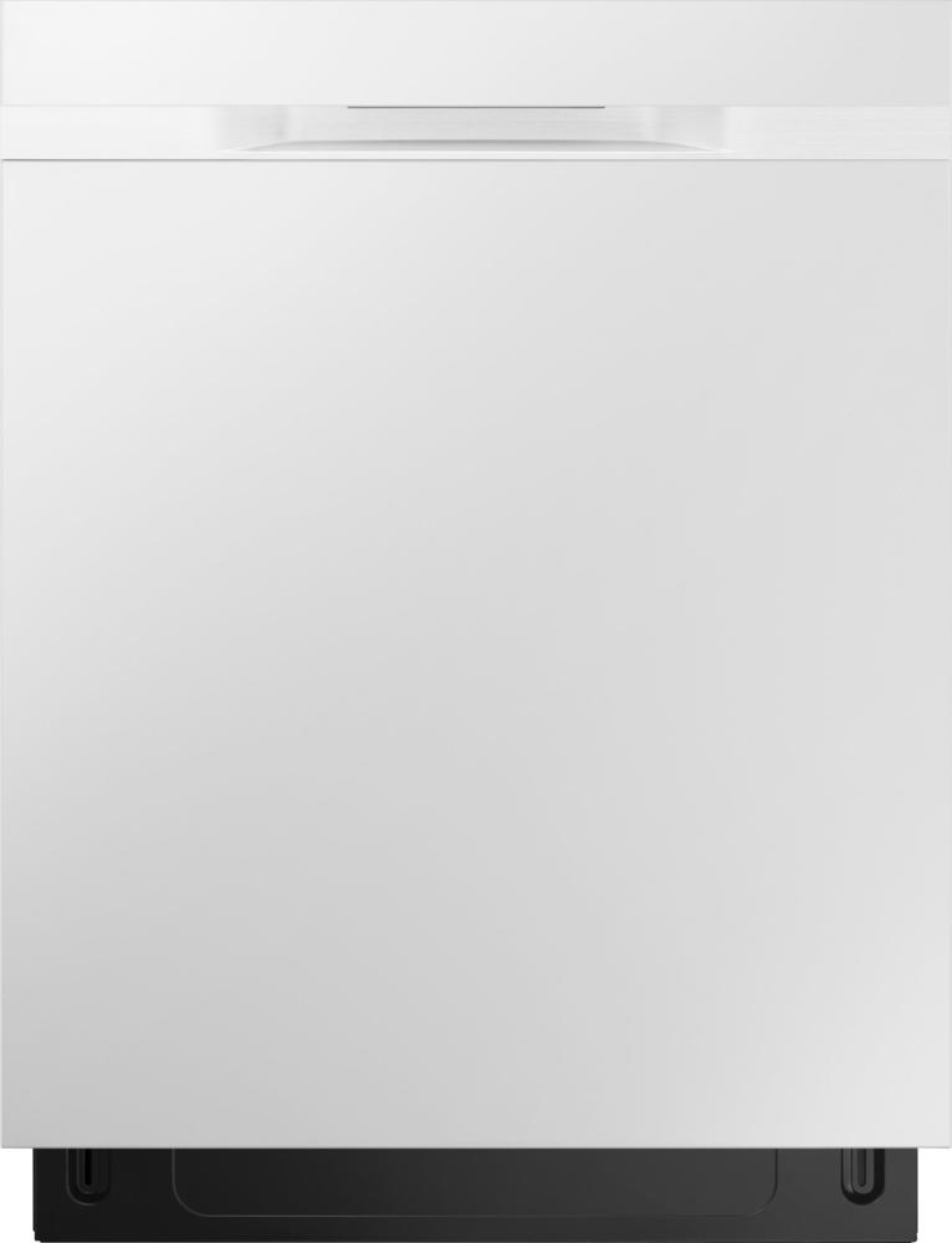 """Samsung StormWash 24"""" Top Control Built-In Dishwasher White DW80K5050UW"""