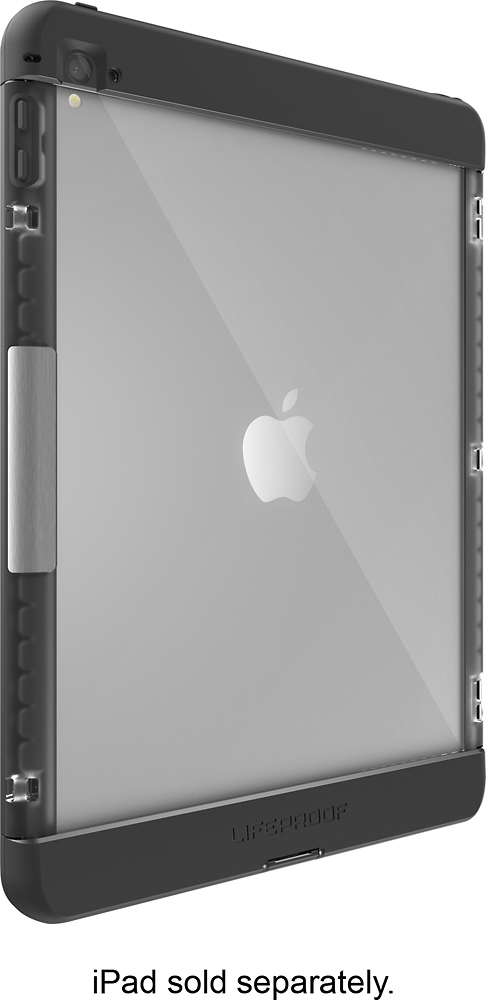 "LifeProof 77-53719 NUUD Protective Waterproof Case for Apple 9.7"" iPad Pro Black"