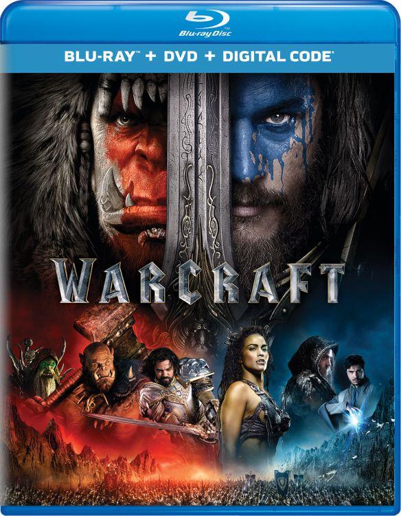 Warcraft [Includes Digital Copy] [Blu-ray/DVD] [2016] 5329030