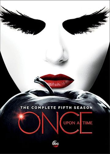 Once Upon A Time: The Complete Fifth Season [DVD] 5329703