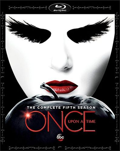 Once Upon A Time: The Complete Fifth Season [Blu-ray] 5329714