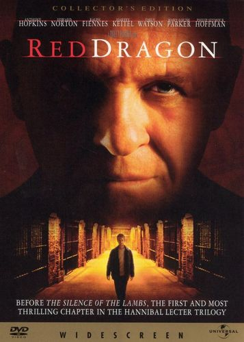Red Dragon [WS] [Collector's Edition] [DVD] [2002] 5334747