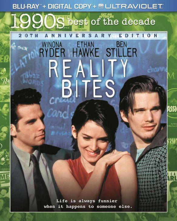 Reality Bites [Includes Digital Copy] [UltraViolet] [Blu-ray] [1994] 5347086