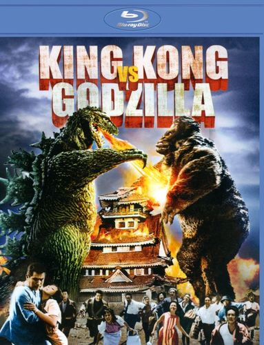 King Kong vs. Godzilla [Blu-ray] [1962] 5347095