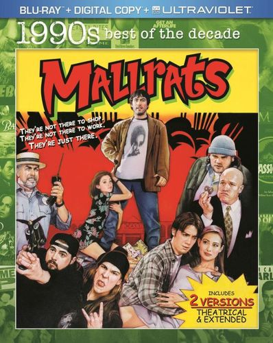 Mallrats [Includes Digital Copy] [UltraViolet] [Blu-ray] [1995] 5347119