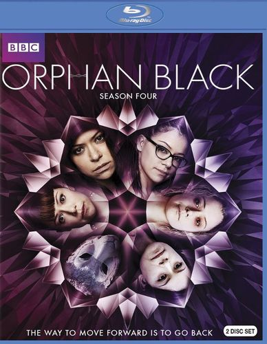 Orphan Black: Season 4 [Blu-ray] [2 Discs] 5354502