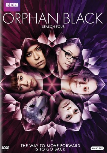 Orphan Black: Season Four [4 Discs] [DVD] 5354506