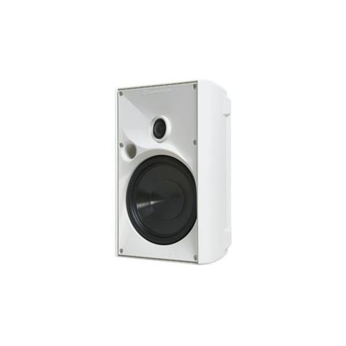 "SpeakerCraft - 6-1/2"" Passive 2-Way Outdoor Speaker (Each) - White"