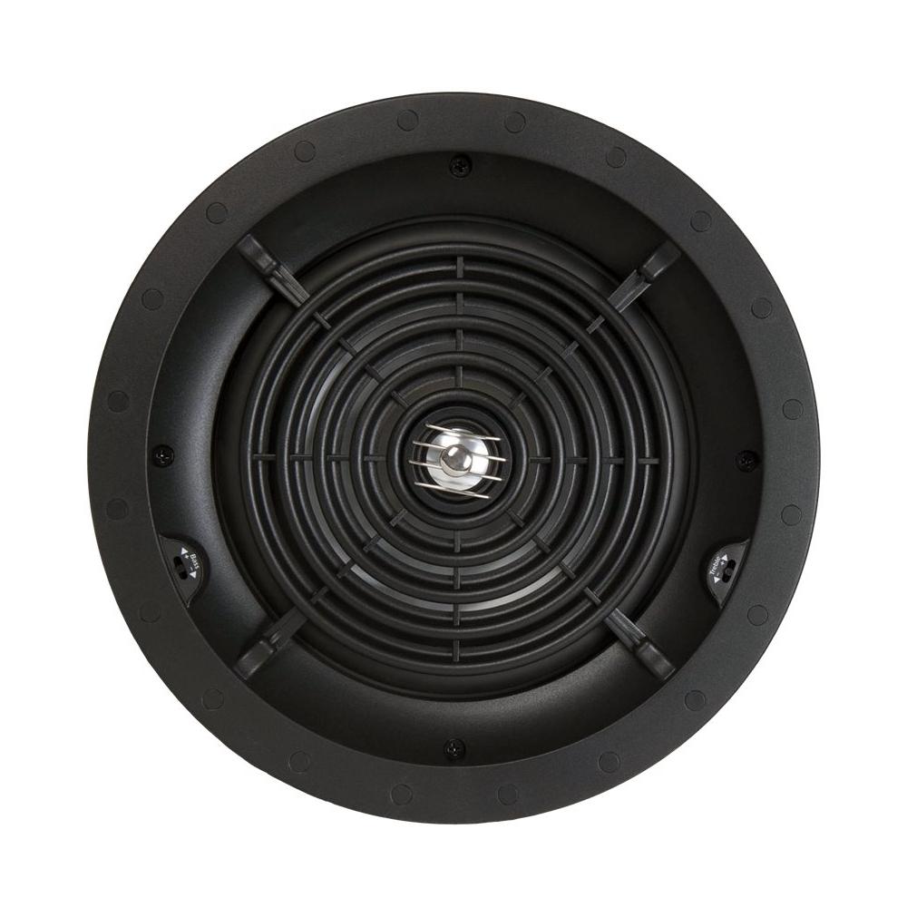 """SpeakerCraft - Profile Series 8"""" Passive 2-Way In-Ceiling Speaker (Each) - Black"""