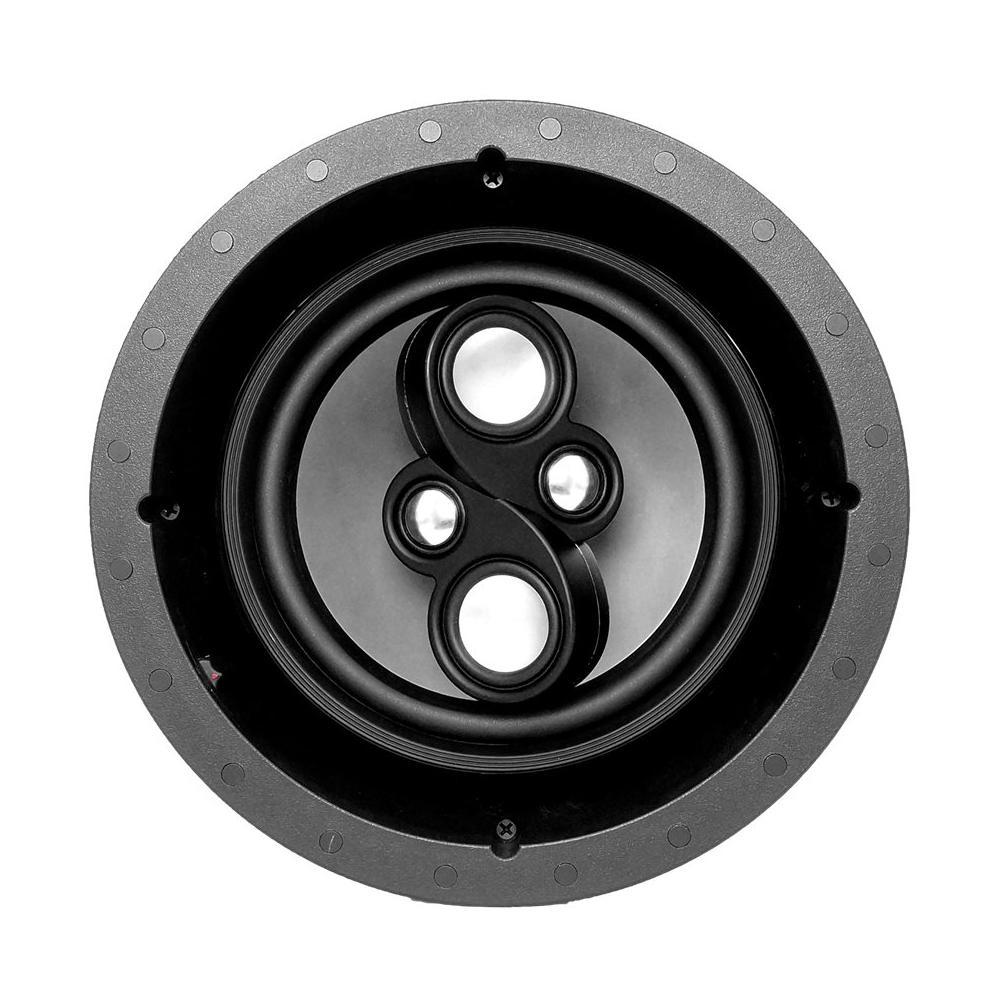 "SpeakerCraft - Profile Series 8"" Passive 3-Way In-Ceiling Speaker (Each) - White"