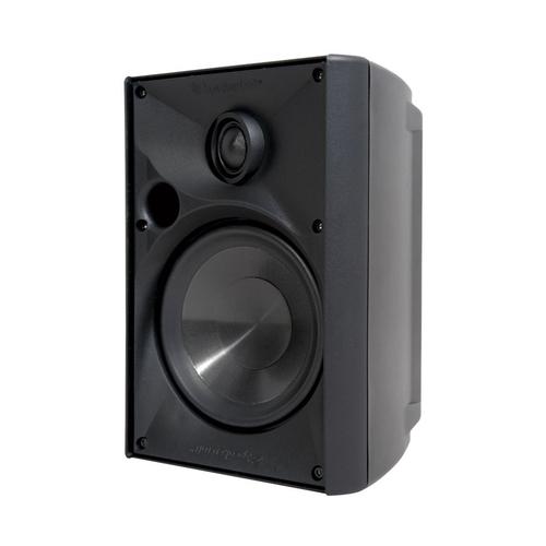"SpeakerCraft - Outdoor Elements 5-1/4"" 2-Way Speaker (Each) - Black"