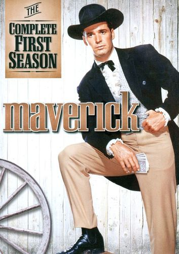 Maverick: The Complete First Season [7 Discs] [DVD]