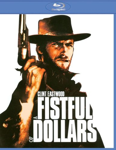 A Fistful of Dollars [Blu-ray] [1964] 5359103