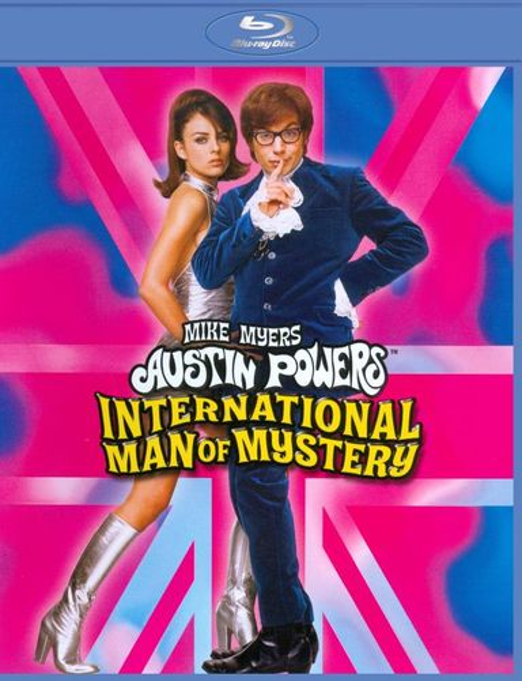 Austin Powers: International Man of Mystery [Blu-ray] [1997] 5359121