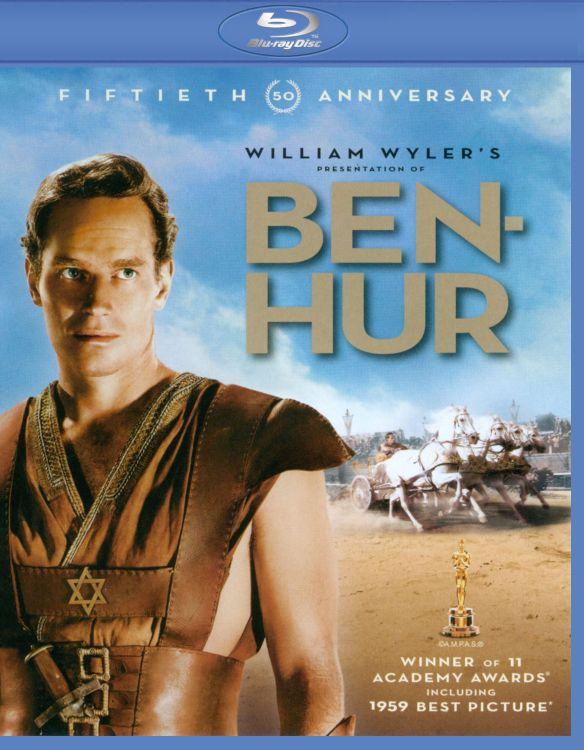 Ben-Hur [Fiftieth Anniversary] [2 Discs] [Blu-ray] [1959] 5359149