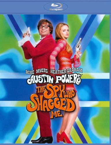 Austin Powers: The Spy Who Shagged Me [Blu-ray] [1999] 5359282