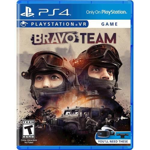 Bravo Team - PlayStation 4