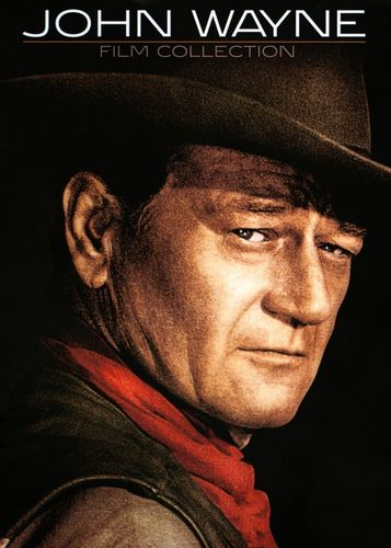 John Wayne Film Collection [10 Discs] [DVD] 5360767