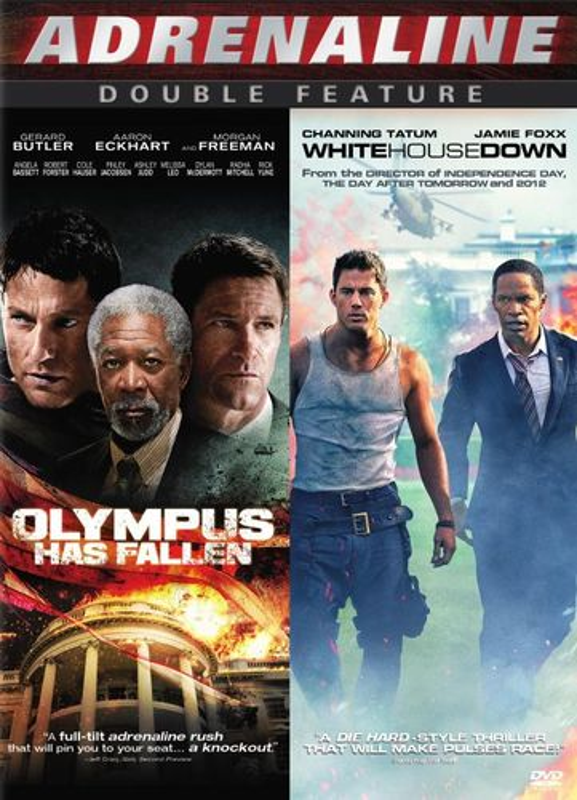 Olympus Has Fallen/White House Down [2 Discs] [DVD] 5366900
