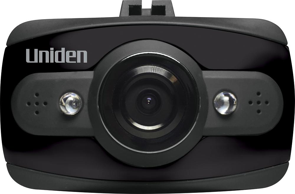 Uniden - DCAM Dash Camera - Black