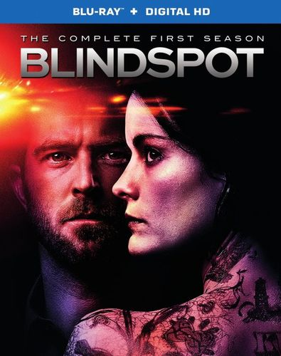 Blindspot: The Complete First Season [Blu-ray] 5368211