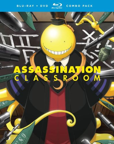 Assassination Classroom: Season One - Part Two [Blu-ray] [4 Discs] 5368320