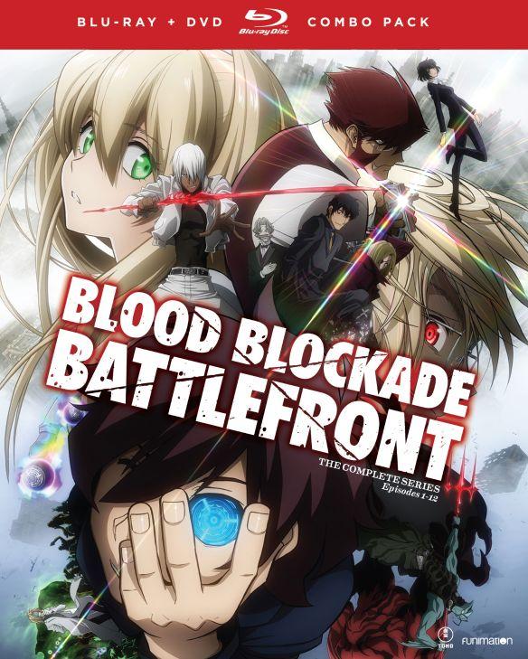 Blood Blockade Battlefront: The Complete Series [Blu-ray/DVD] 5368409