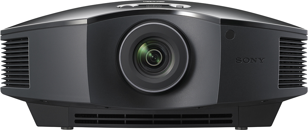 Sony VPL-HW45ES/US 1080p SXRD Projector Black