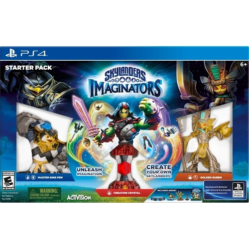 Skylanders Imaginators Starter Pack - PlayStation 4 5370900